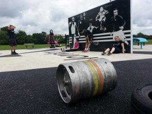 tikki-training-bootcamp-maidenhead-beer-keg2